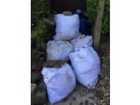 Bags: soil & stones FREE