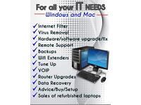 Computer technician- it /phone/laptop/iPad/phone repairs