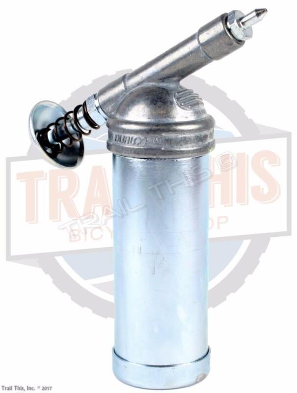 Dualco Bike Repair Multi-Purpose Mechanic Heavy Duty Grease Gun 3oz Short Nozzle