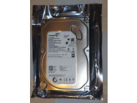 500GB Seagate Barracuda 3.5' Hard Drive HDD ST500DM002