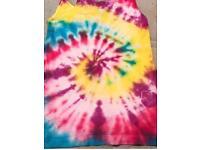 Children's tie dye tops