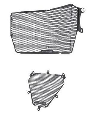Evotech Performance Radiator & Oil Guard Kit to fit Ducati Diavel 1260/S.