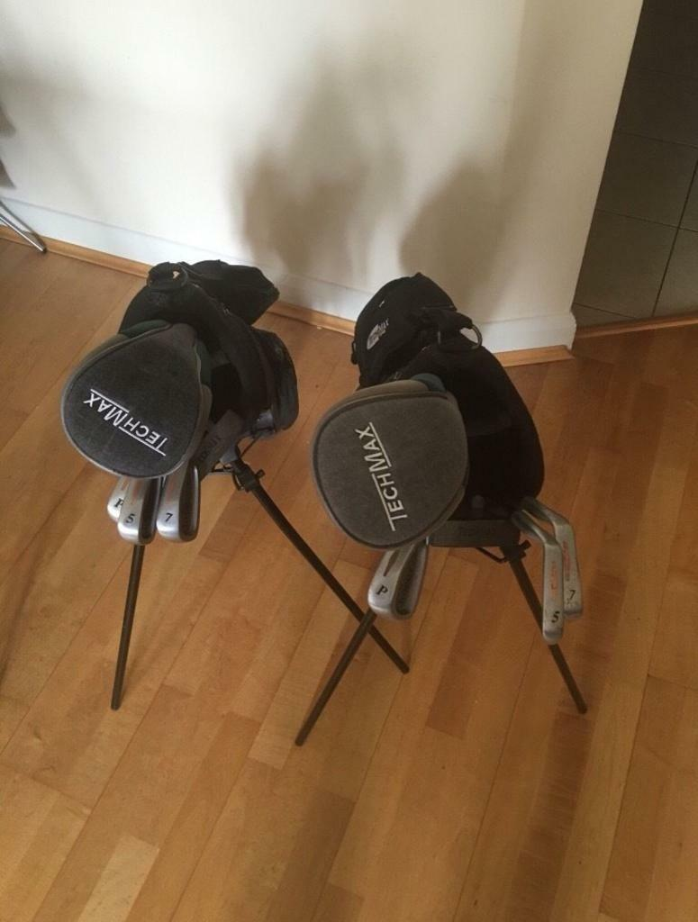 TechMax Children's first golf clubs