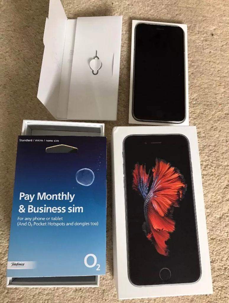 iPhone 6s 64gb excellent conditionin Southwark, LondonGumtree - Iphone 6s 64gb space grey locked on o2/tesco/giffgaff in excellent condition. Comes boxed with genuine apple charger. I have applied for unlocking yesterday and hopefully it should be unlocked in a few days timeI offer u to meet me and check the...