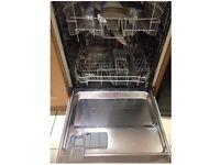 Zanussi Integrated Dishwasher ZDT6053 Price Reduced