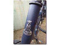 """Raleigh Pioneer 3 Man's BICYCLE 21"""" / 53cm, mat navy blue"""