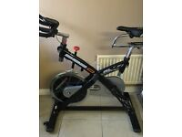 Sports Spin Bike High Intensity Cardio Fat Burn ABS GYM ** USED **