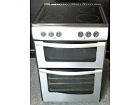 USED ELECTRIC CERAMIC 60CM COOKER+FREE BH ONLY POSTCODES DELIVERY, INSTALLATION & 3 MONTHS GUARANTEE
