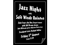 Soft Winds - Jazz Night At The Junction