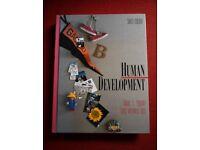 Human Development by Papalia & Olds Psychology Hardback Text Book