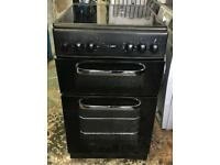 Bush ceramic electric cooker is 50 cm very good condition