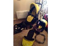 Graco Evo travel system **excellent condition.