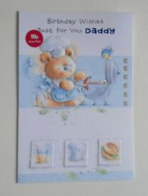 Mum & Dad Birthday Cards