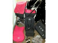Bugaboo cameleon 3 limited edition with extras