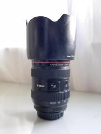 Canon EF 24-70mm f2.8 USM