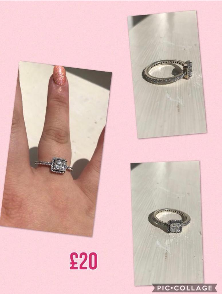 Pandora ring size 58 | in Honiton, Devon | Gumtree