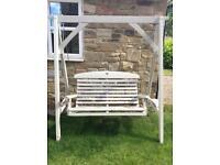 Garden Seat/Swing (Ark)
