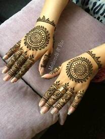 Karva Chaut OFFER 20% off: Henna Artist on your Budgets