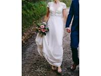 Uniqye Ivy & Aster wedding dress Rose Garden size 10-22