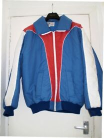 North West American Auto club padded jacket