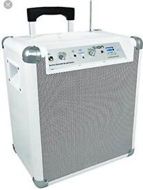 ION Audio Block Rocker Portable Bluetooth Speaker System (same as photo)