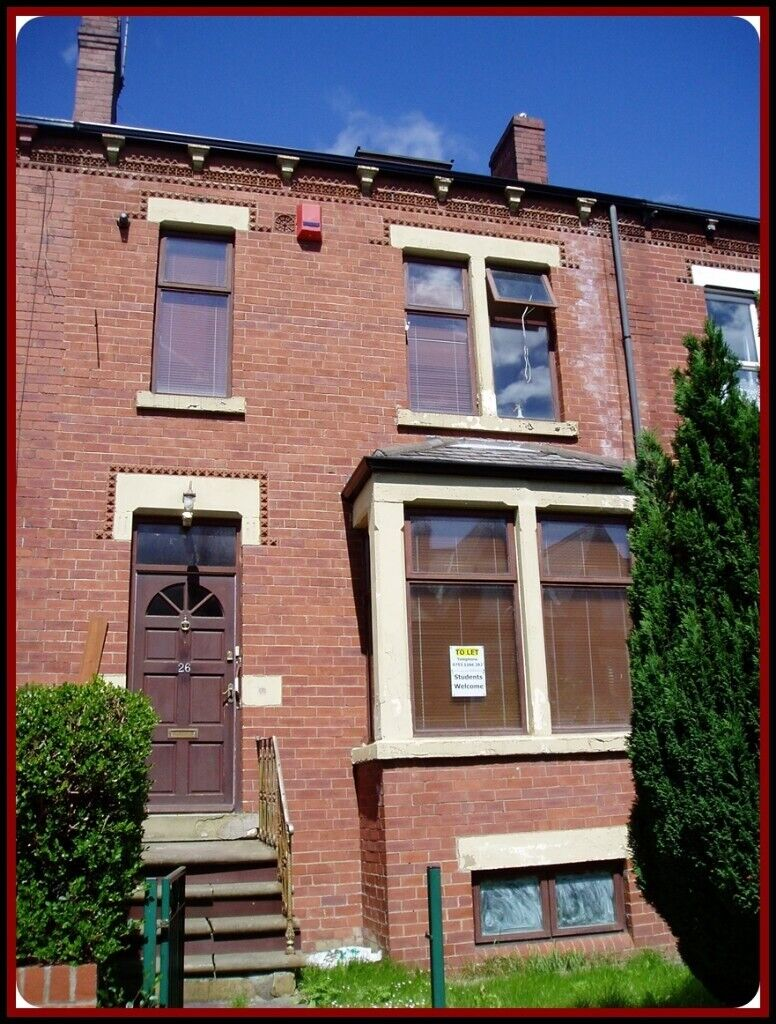 TWO rooms available in 5-bed student house-share, just 5 minutes' walk from  NSCD  Bills included  | in Chapeltown, West Yorkshire | Gumtree