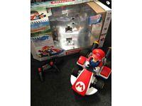 Mario kart carerra tilt radio control car