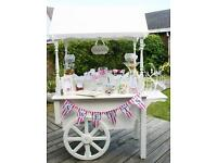 CANDY CART AND CHOCOLATE FOUNTAIN HIRE FROM £80