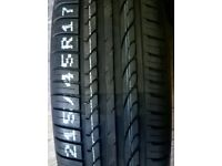 Tyres215/45R17
