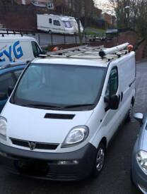 Vauxhall vivaro swb 2006 may swap for right car