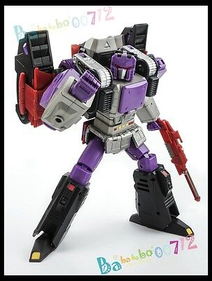 Transformers TOY KFC Eavi Metal Phase Nine A Kingorilla Action figure New