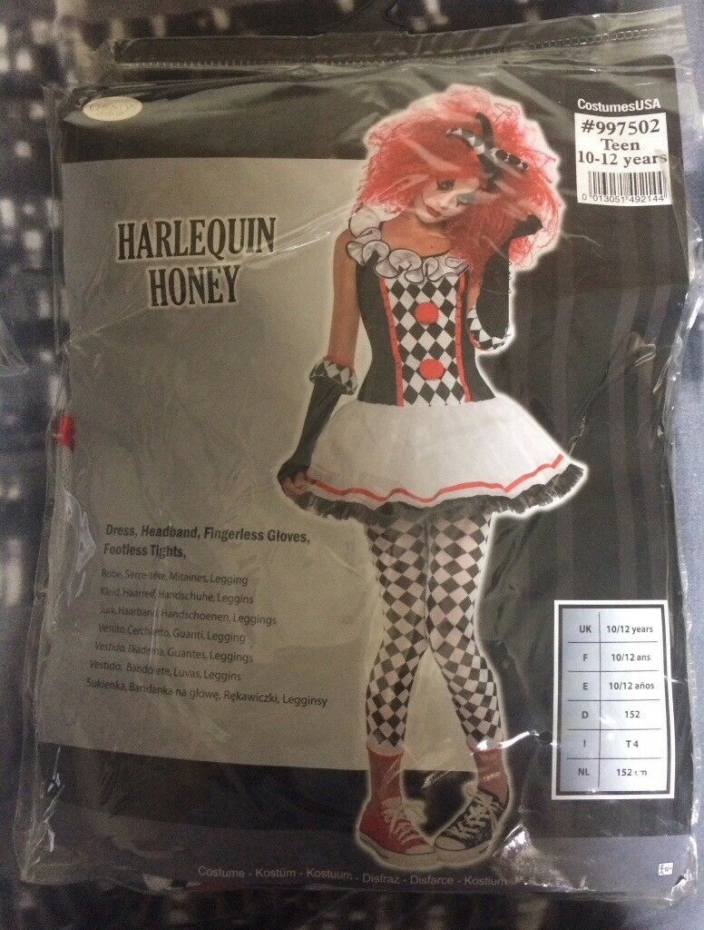 Girls Halloween costume