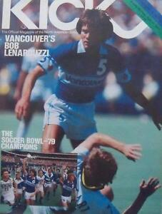 Vancouver Whitecaps NASL soccer programs