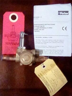 Solenoid Valve 38 Parker R30e124m 12 Odf