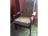 Cintique Fireside Chair