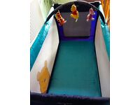 Baby travel cot (Disney)