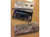 (Brand New unwanted gift) Naked Urban Decay eyeshadow palette profissional pallete