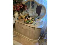 Glass mirror cabinet for sale