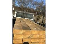 New Railway Sleepers @ 17.25 ONLY