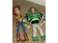 Toy Story Woody/Buzz