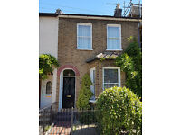 Two newly decorated large double rooms to rent in beautiful Victorian house with garden