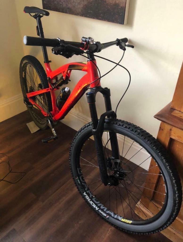 4c585ea5fee Boardman mountain bike MTR 8.9 2018 | in Hove, East Sussex ...