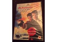 """007 """"Die Another Day""""-NEW DVD!"""