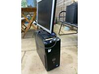 DELL PC and MONITOR (delivery with fee)