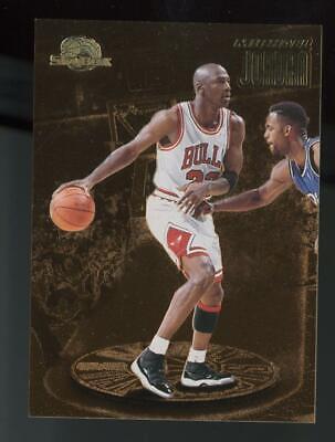 1995 Skybox Standouts #SH1 Michael Jordan Rare Bulls
