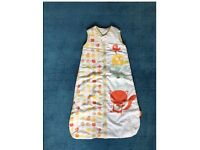Baby sleeping bag from mamas & papas 6-12 months