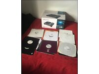 @BARGAIN@ Audio-Technica AT-LP1240 USB Direct Drive Turntable | 20+ FREE VINYL!! | PERFECT FOR DJs