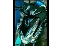 Yamaha jog 61 plate (aerox)