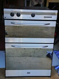 Creda Relection Built in Eye Level Double Oven