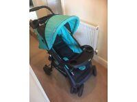 Hauck stroller in very good condition